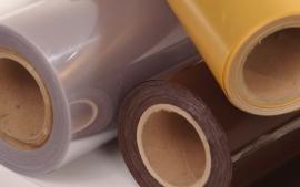 Folii PVC sudate