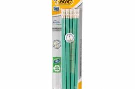 Creion Bic cu radiera